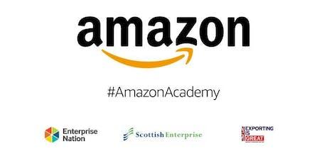 Amazon Academy Scotland 2019 tickets