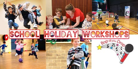 Sports, Slime and Street Dance October School Holiday Workshop - HIGHETT by Bop till you Drop tickets