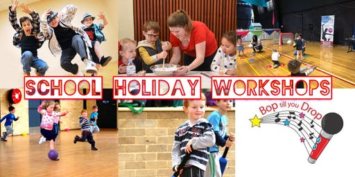Sports, Slime and Street Dance October School Holiday Workshop - HIGHETT by Bop till you Drop