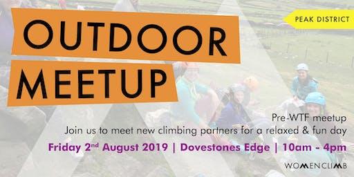 Outdoor Climbing Meetup: Peak District