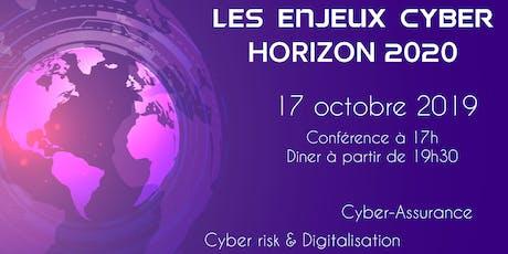 LES ENJEUX CYBER HORIZON 2020 : CYBERWEEK DAY billets