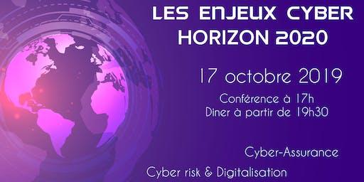 LES ENJEUX CYBER HORIZON 2020 : CYBERWEEK DAY