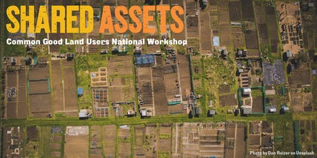 Common Good Land Use National Workshop tickets