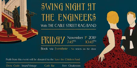 Swing Night at the Engineers tickets