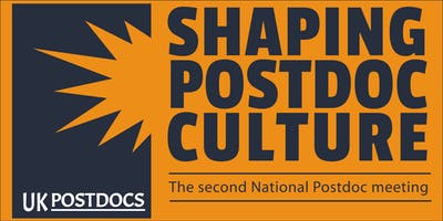 Shaping Postdoc Culture - The Second National Postdoc Meeting