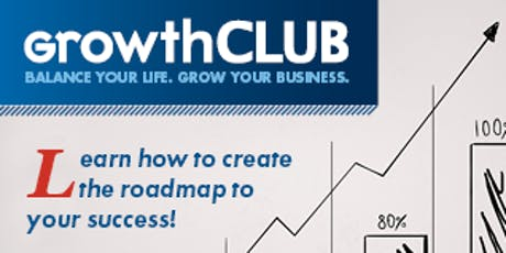 The GrowthCLUB - 90 Dagen Planning tickets