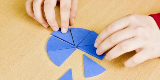 Workshop: 1/3 + 1/3 = 2/6? Zum Entwickeln guter Vorstellungen zu Brüchen