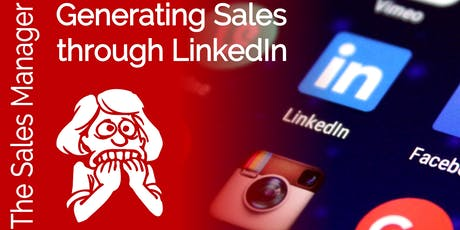 Generating Sales Through LinkedIn  tickets