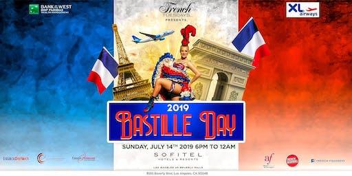 Bastille Day Celebration in LA
