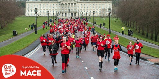 Red Dress Run 2019 supported by MACE