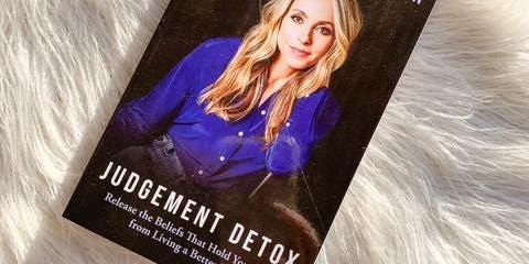 Self Improvement Book Club : JulyBook | Judgement Detox By Gabby Bernstein