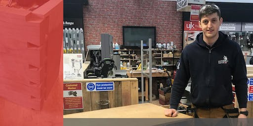 Cardiff Store - The Perfect Dovetail With Chris Caine