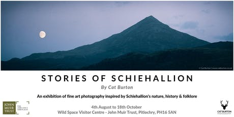 Stories Of Schiehallion - Exhibition Launch Event tickets