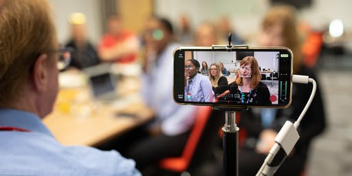 Cambridge TV - Smartphone workshop (Half day)