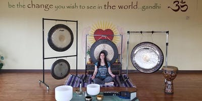 Sacred Sound Journey with Gongs, Bowls PLUS Emotion Release!