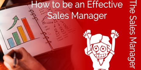 How to be an Effective Sales Manager tickets