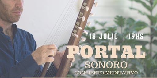 Portal Sonoro - Concierto meditativo