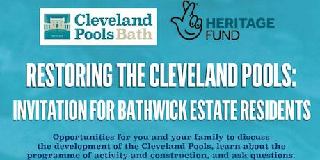 Restoring The Cleveland Pools: Meet the Team tickets