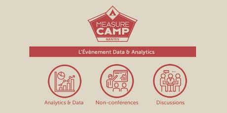 MeasureCamp Nantes | 4ème Édition billets