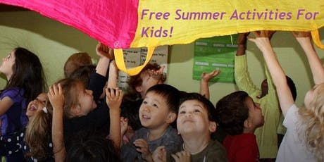 Allenton Big Local Free Summer activities for kids tickets