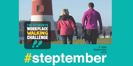 The Plymouth Workplace Walking Challenge Workshop tickets