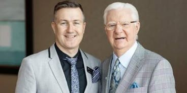 Bob Proctor's 'Thinking Into Results' with Declan O'Donoghue Killarney