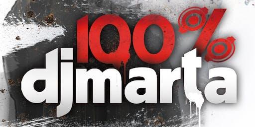 100 % Dj Marta 2019