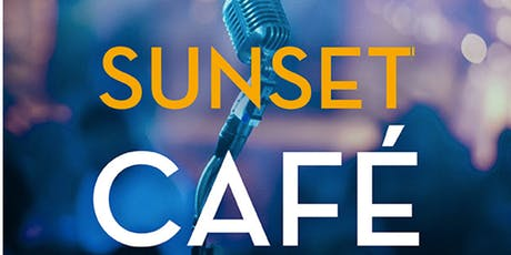 Sunset Cafe - Open Mic tickets