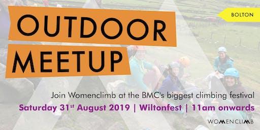 Wiltonfest Womenclimb Meetup