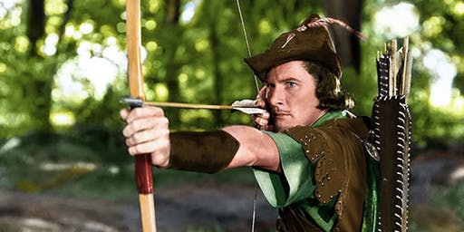 The Adventures of Robin Hood (U) 2.15pm outdoor screening at Storrs Wood