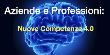 Aziende e Professioni: Nuove Competenze 4.0 biglietti