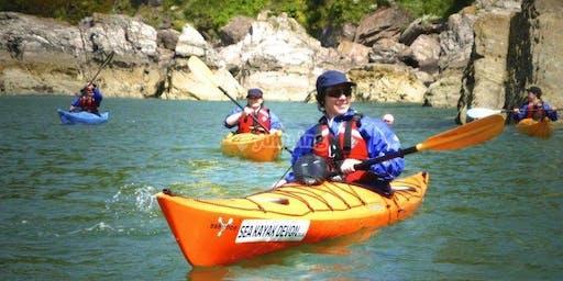 Pi Singles Sea Kayaking Afternoon