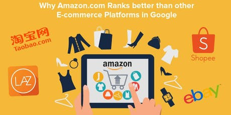Why is Amazon The Best Marketplace to Start Your E-Commerce Business tickets