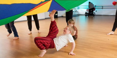 Dance and Disability Class tickets