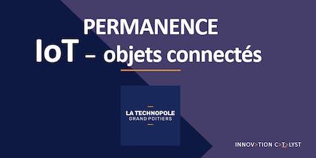 Permance IoT - Objets connectés : quels acteurs clés pour vous accompagner billets