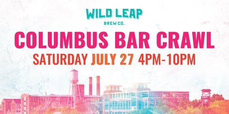 Wild Leap Uptown Columbus Bar Crawl tickets