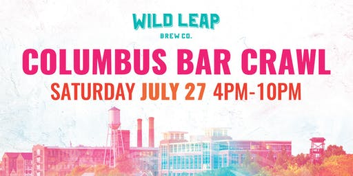 Wild Leap Uptown Columbus Bar Crawl