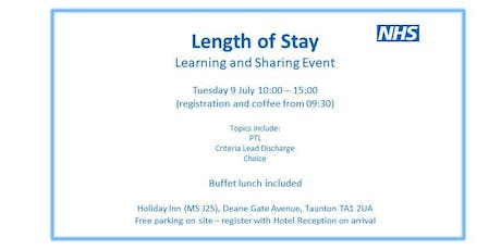 Length of Stay Workshop tickets