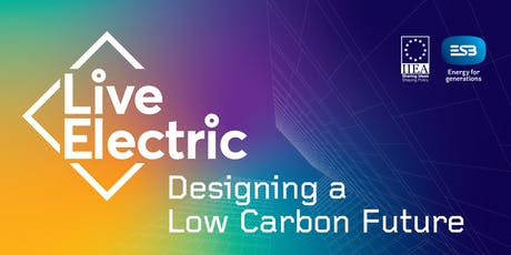 Live Electric: Designing a Low Carbon Future tickets