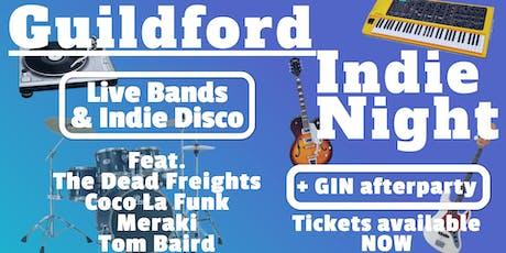 Guildford Indie Night vol. 10 tickets