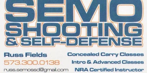 Missouri Concealed Carry Permit Class