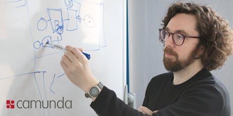 Camunda BPM für Entwickler (Sprachen-übergreifend) Tickets