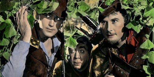 Robin Hood Outdoor 5.30pm Screening