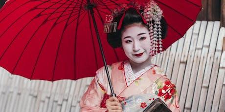 Fotopresentatie Japan van Sonja van de Water tickets