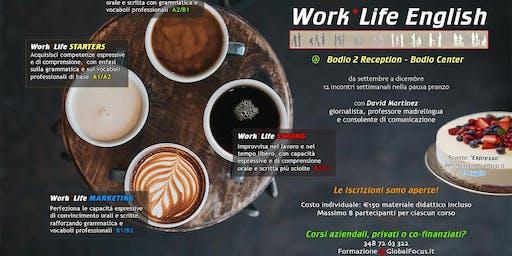Work*Life @ Bodio Center