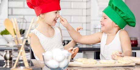 Children's Summer Cookery Camp: Food & Fitness tickets
