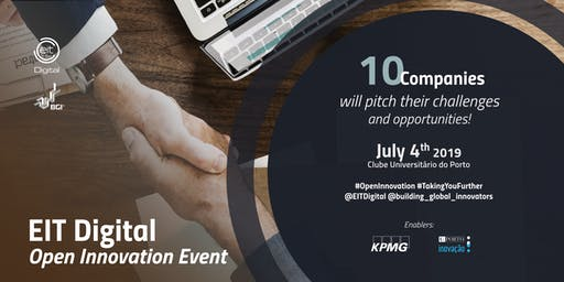 EIT Digital Open Innovation Event