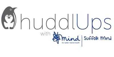 Huddl Up with Suffolk Mind - Depression