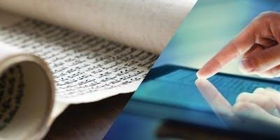 Digital Sacred Texts: Conference