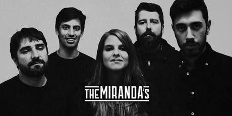 The Mirandas - 7Arte Café bilhetes
